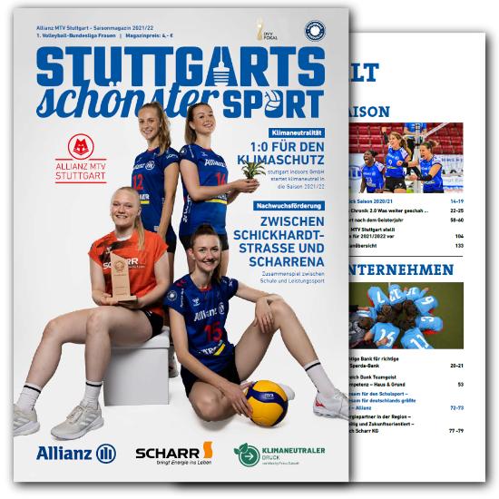 Bild von Saisonmagazin 2021/2022